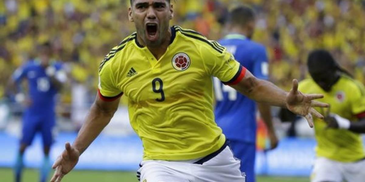 Colombia rescata un importante empate ante Brasil