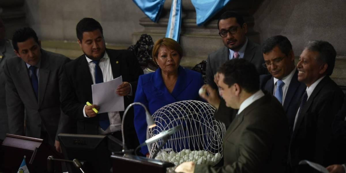 Congreso integra comisión pesquisidora que conocerá antejuicio contra Jimmy Morales