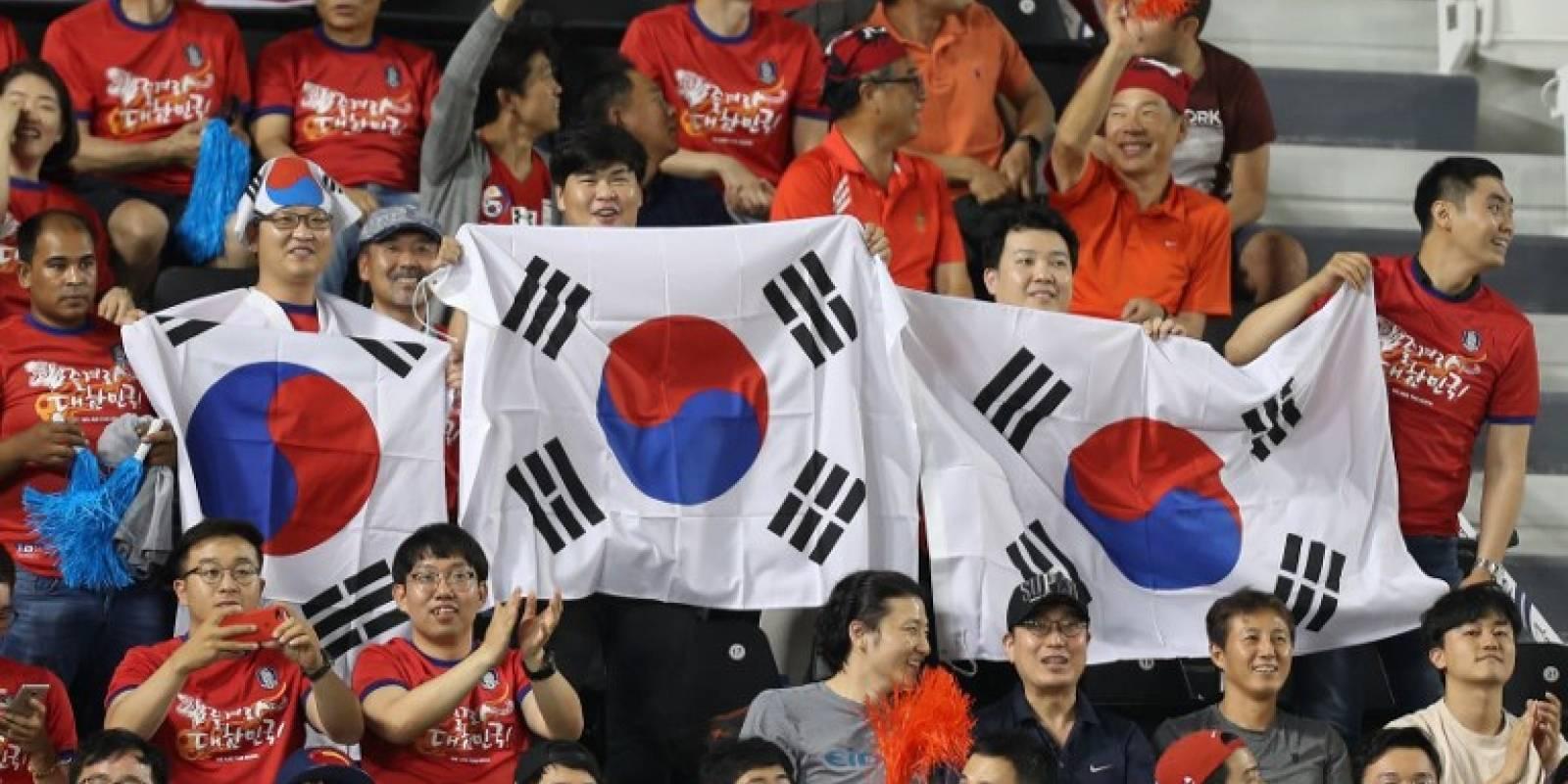 La Rep de Corea, a su décima Copa Mundial
