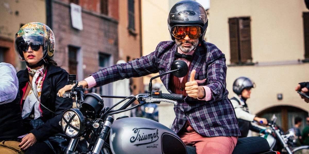 Los caballeros solidarios amantes de las motos tienen una cita imperdible