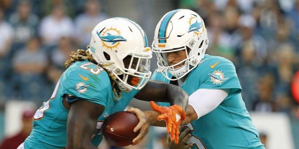NFL: Dolphins no jugarán en Miami por huracán Irma