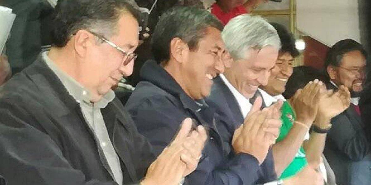 """Evo Morales celebró: """"Nuestra selección defendió la dignidad, ganó la humildad"""""""
