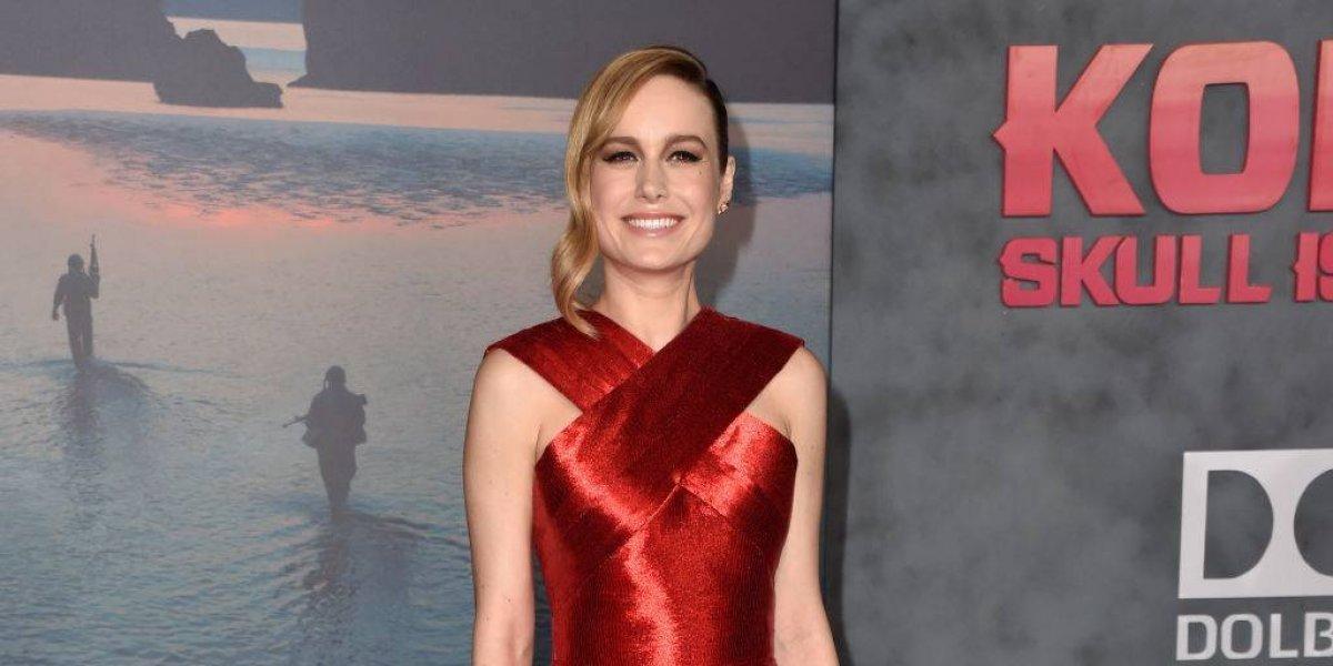 Filtran fotos íntimas de Brie Larson y fans aseguran que no es ella