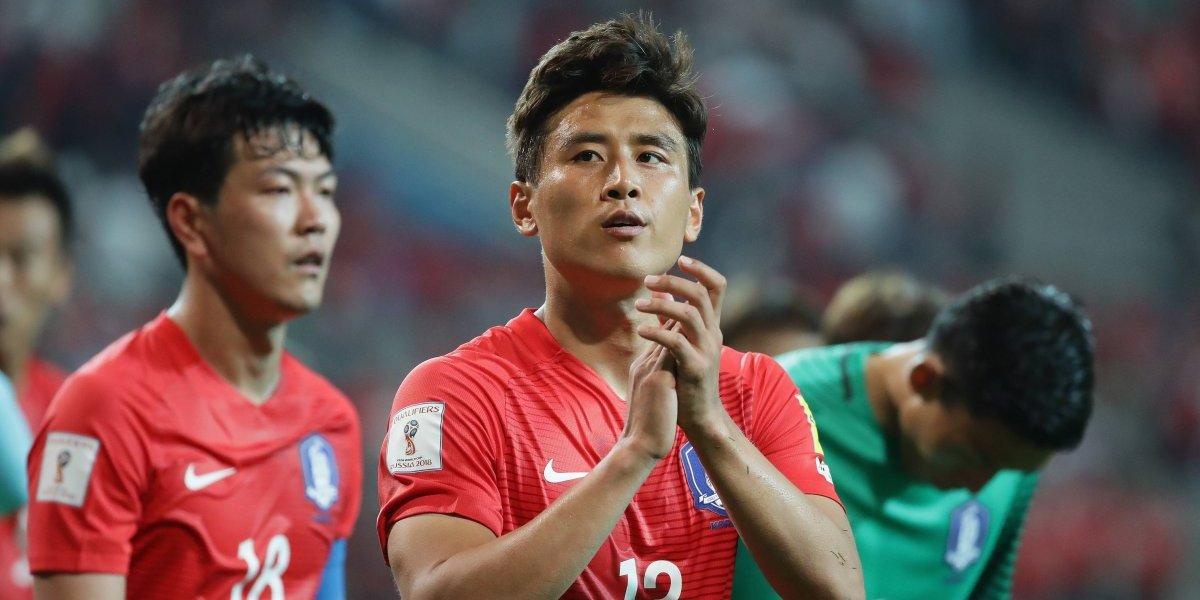 Corea del Sur sufrió para ser el séptimo clasificado al Mundial de Rusia 2018