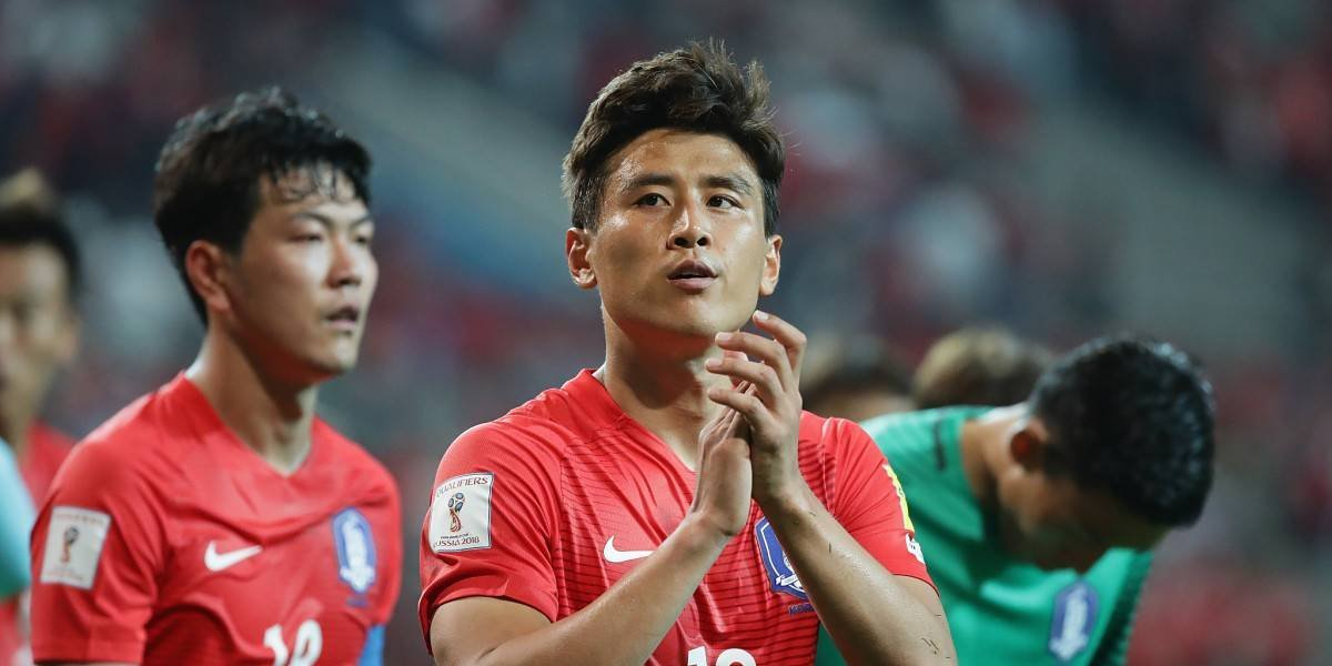 Con dramatismo, Corea del Sur es el nuevo clasificado al Mundial