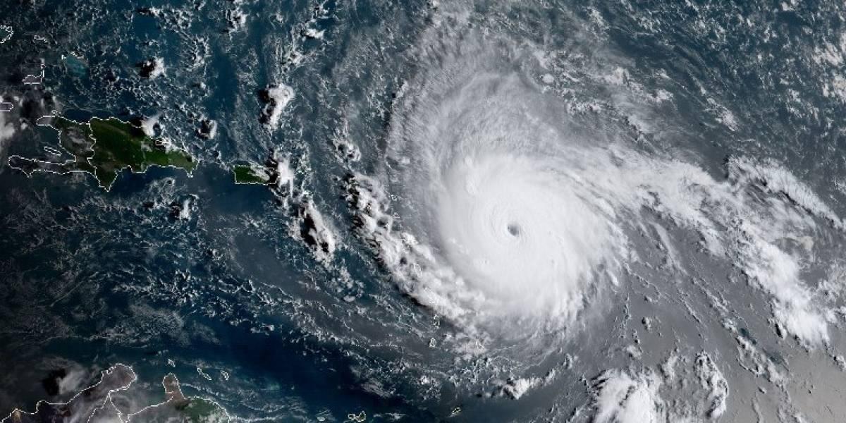 El huracán Irma alcanza la categoría 5 y amenaza el Caribe