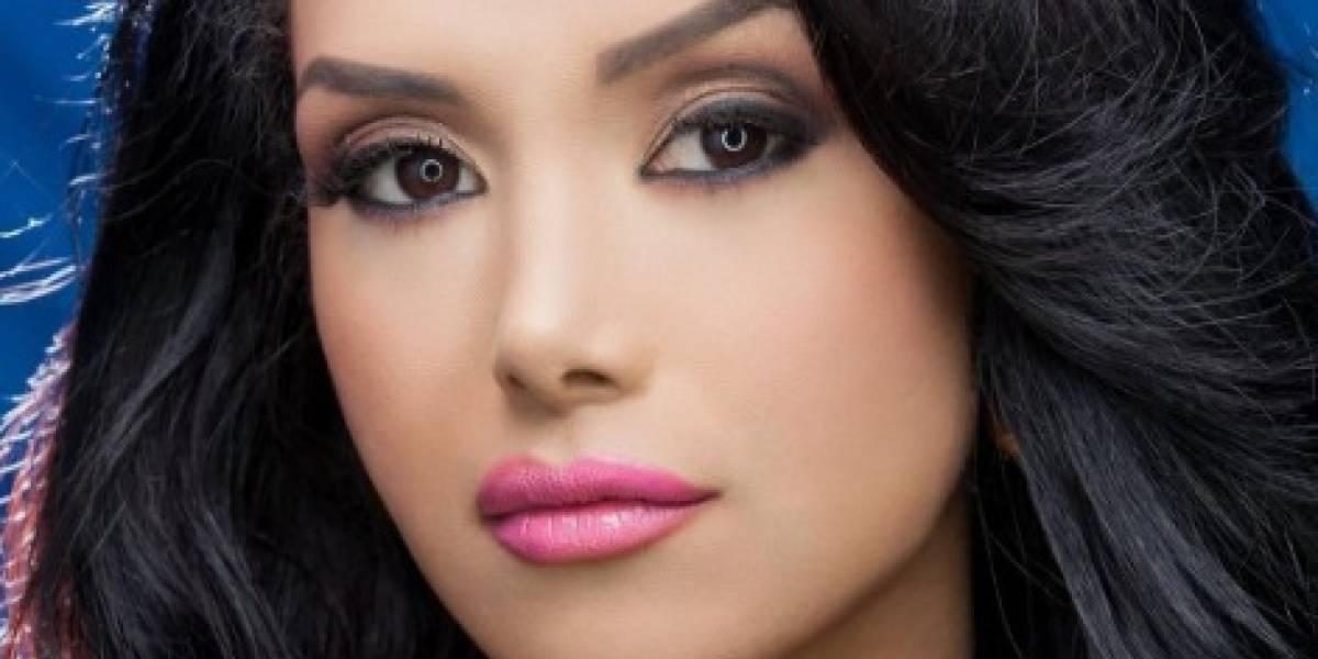 La primera sesión de fotos oficial de Isel Suñiga como Miss Universo Guatemala 2017
