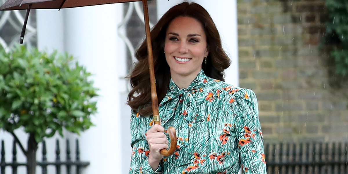Como Kate Middleton superou o término com príncipe William