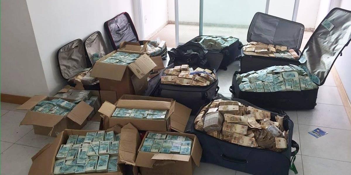 STF torna Geddel, irmão e mãe réus em caso dos R$ 51 milhões