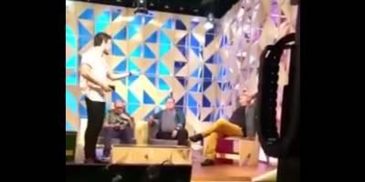 Marcelo Tas e João Vicente brigam feio nos bastidores de programa