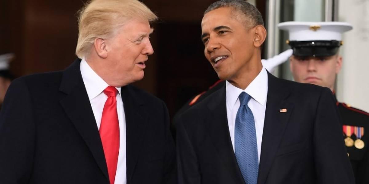 Obama publica un duro mensaje criticando a Trump tras anulación del DACA