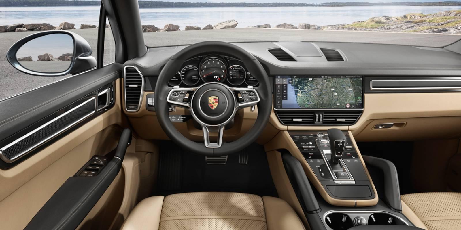 Interior sofisticado é um dos pontos fortes do veículo | DIvulgação