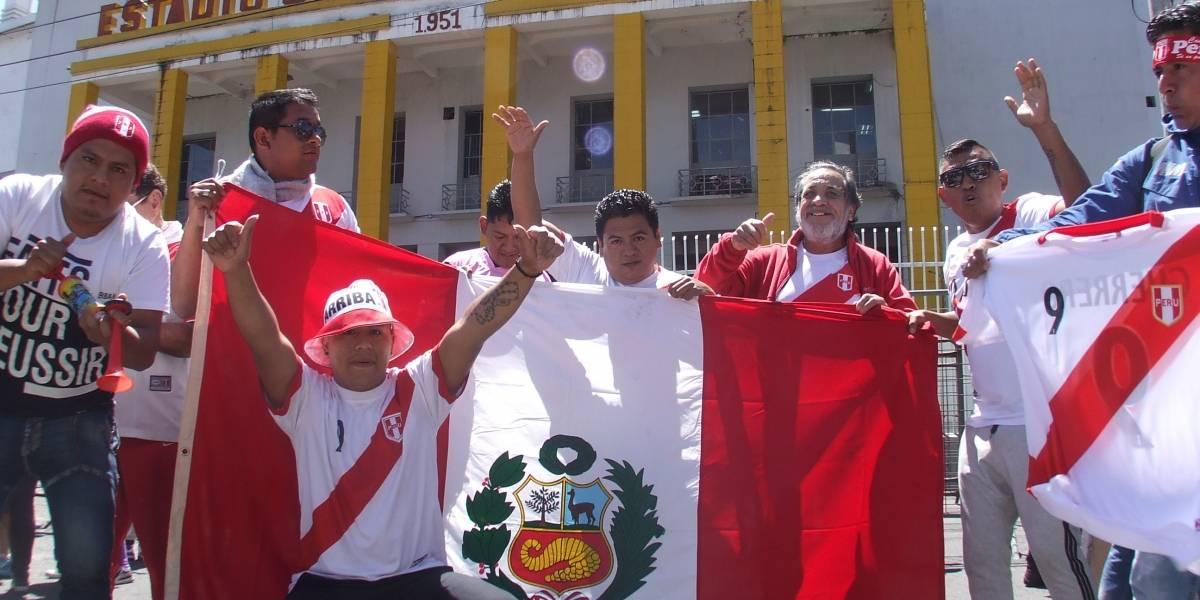 Perú no viene a defenderse ante Ecuador