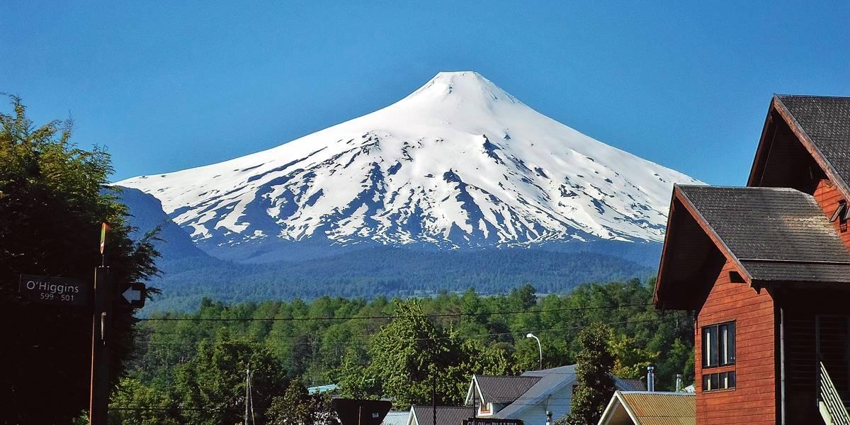 Chile anuncia construção de novo observatório de vulcões