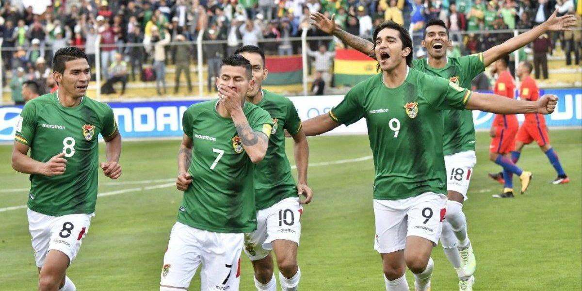 VIDEO. Jugador de Bolivia envía grotesco mensaje a Chile tras anotación