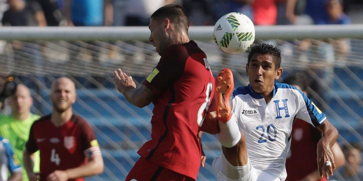 VIDEO. Estados Unidos rescata un empate en un juego agresivo ante Honduras