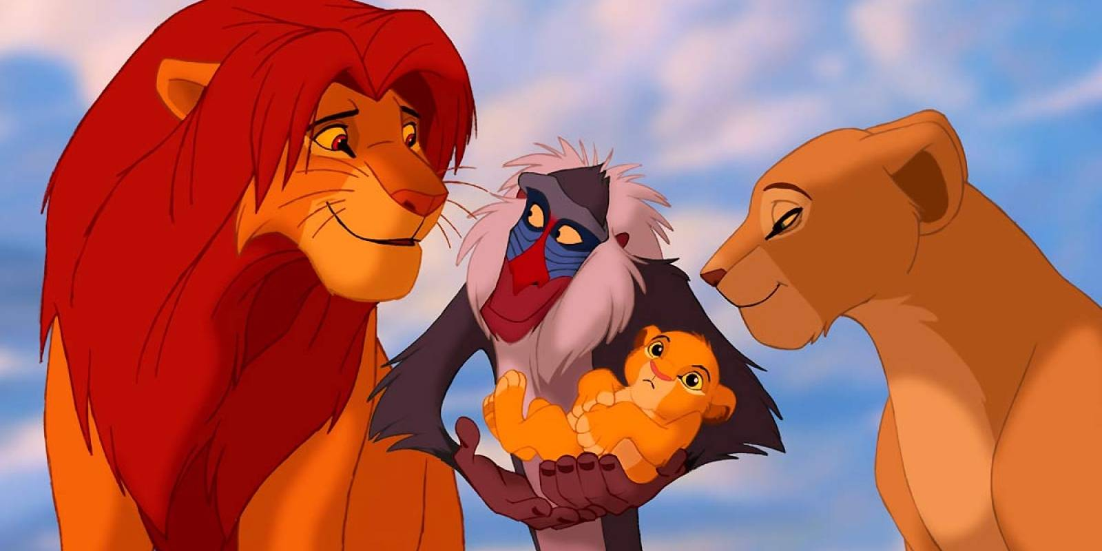 THE LION KING,THE LION KING
