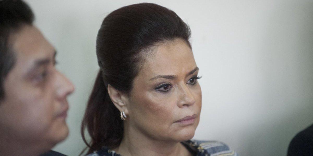 Estado se quedará con la casa de Roxana Baldetti valorada en Q12 millones
