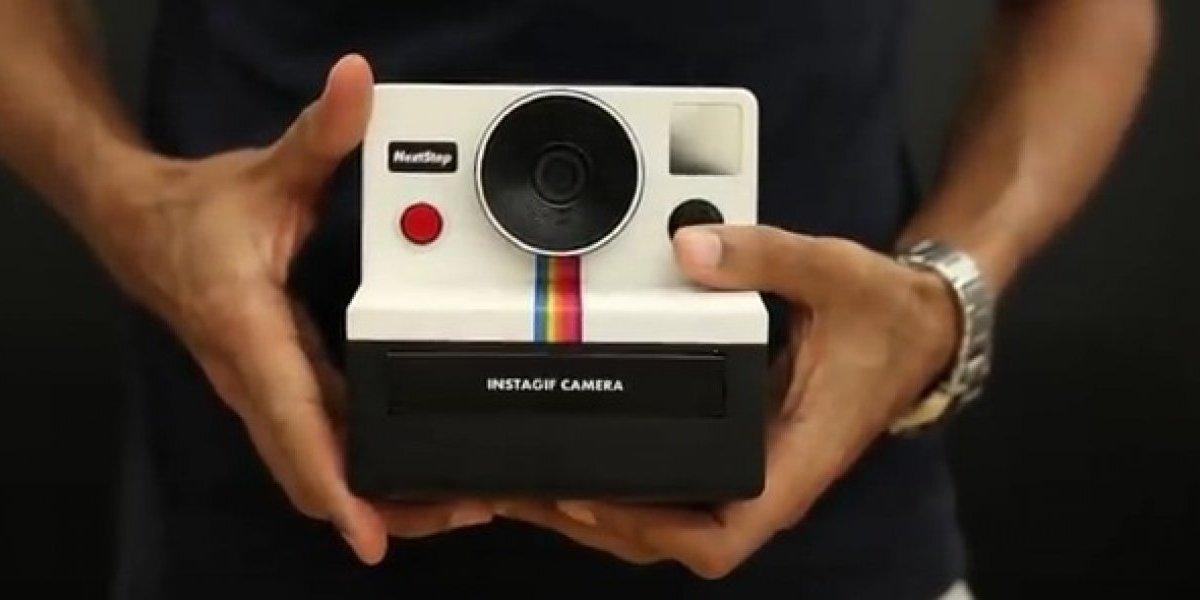 Las fotografías quedarán en el pasado ¡imprime imágenes GIF!