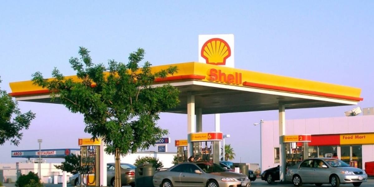 La petrolera Shell abre la primera gasolinera en México