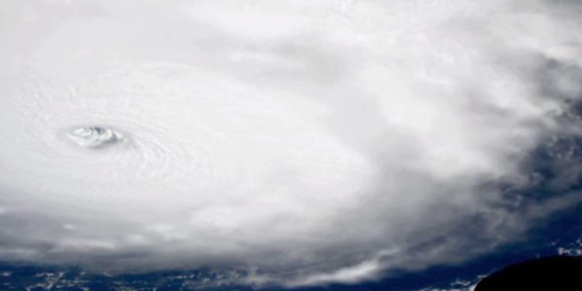 Las increíbles imágenes de Irma, el huracán
