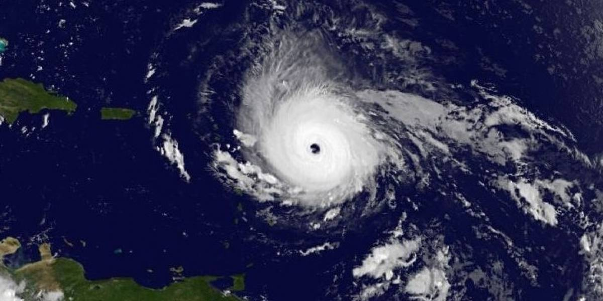Irma sube a categoría 5