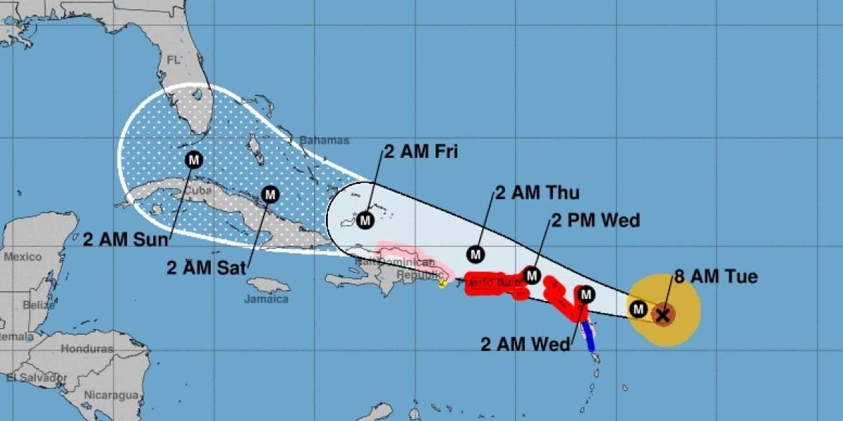 Ada Monzón P.R. no será el mismo tras paso de Irma