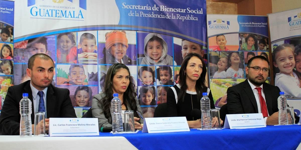 Autoridades de la SBS le apuestan a la reinserción de menores
