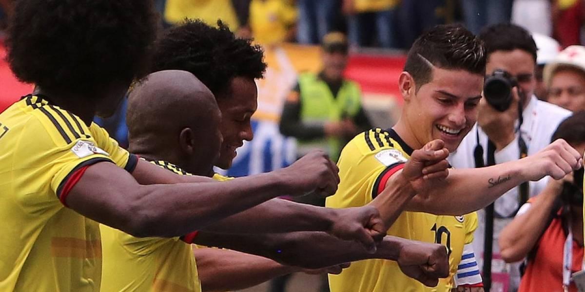 Los posibles rivales de la Selección Colombia en el Mundial de Rusia 2018