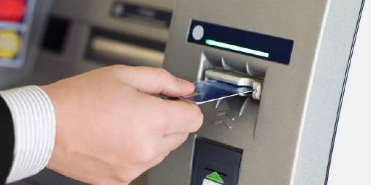Alertan sobre el funcionamiento de cajeros automáticos