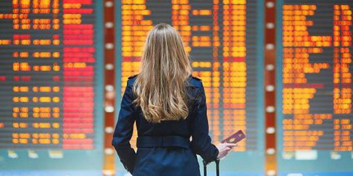 Aerolíneas cancelan algunas operaciones de vuelo por huracán Irma