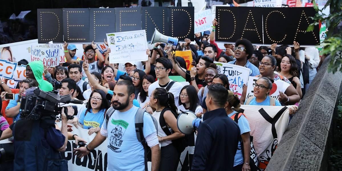 Trump anula el programa migratorio que protegía a miles de jóvenes indocumentados