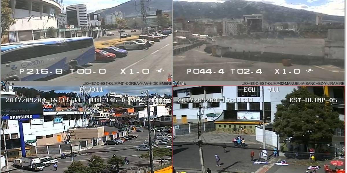 ECU 911 Quito brindará seguridad antes, durante y después del partido Ecuador vs. Perú