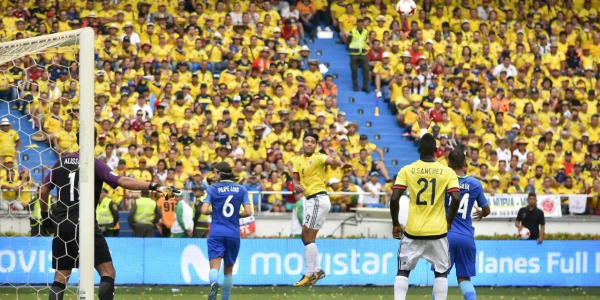 Horario de Colombia vs Paraguay y demás partidos de las eliminatorias