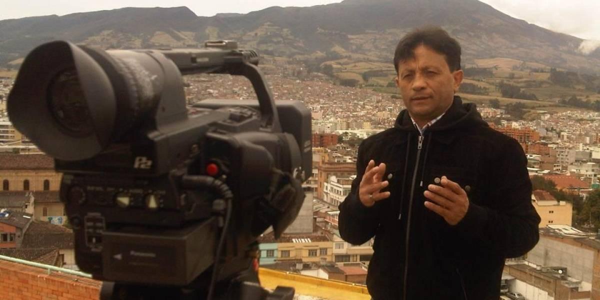 Periodista fue víctima de atraco en sala de prensa del papa Francisco