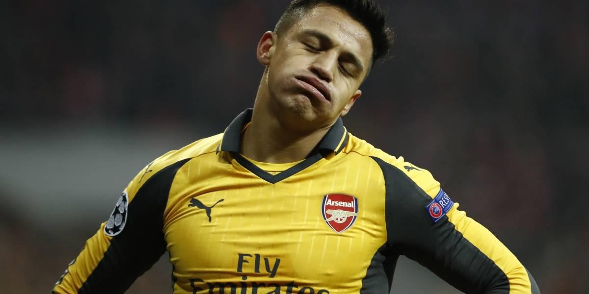 La teleserie sin fin: en Inglaterra aseguran que Manchester City ofrecerá 20 millones de libras por Alexis