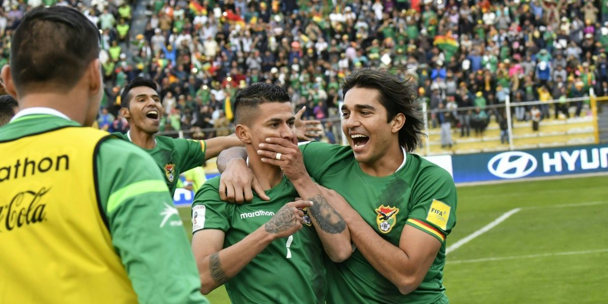 """Locura total: los desaforados relatos de Bolivia luego de ganar """"su clásico"""" ante Chile"""