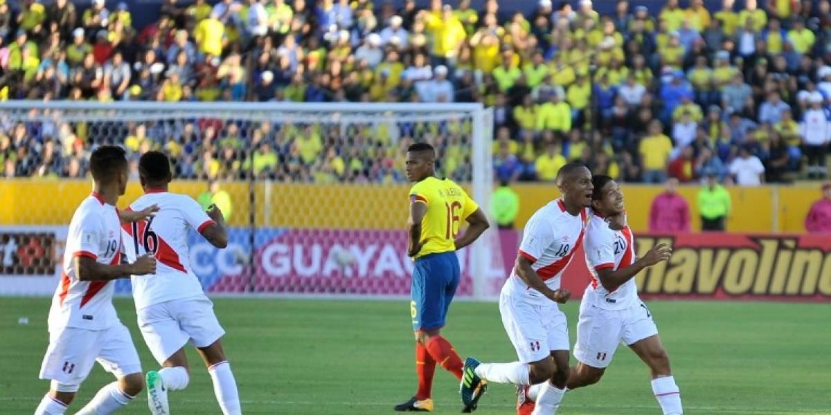 """""""Que se escuche hasta Rusia"""": En Perú se volvieron locos con el histórico triunfo ante Ecuador"""