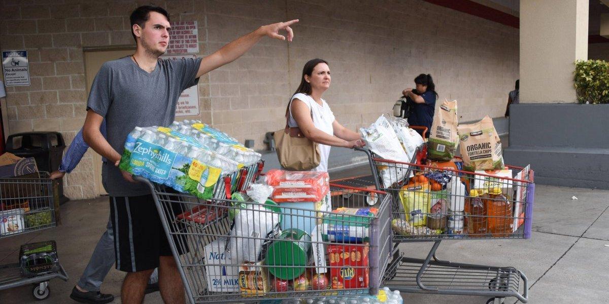 Preparan evacuación de Cayos de la Florida