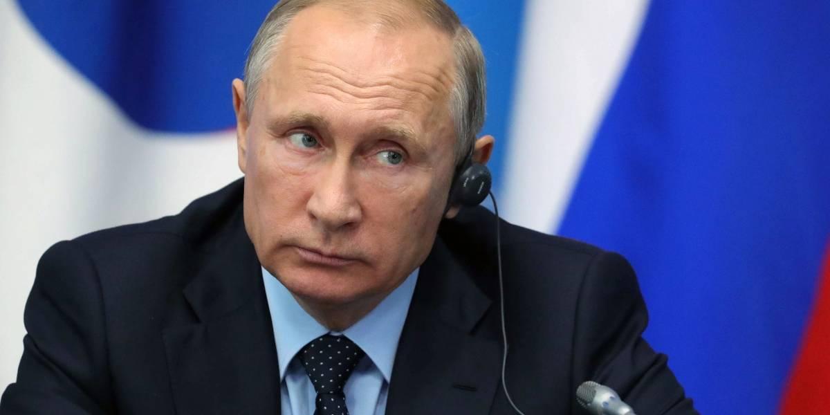 """Putín llama a no """"arrinconar a Corea del Norte"""" tras pruebas nucleares"""