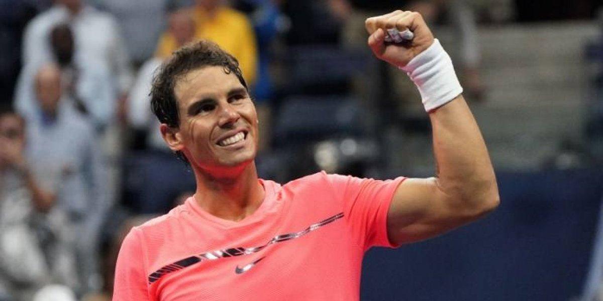 Nadal arrasa para avanzar a semis del US Open y espera por el duelo soñado con Federer