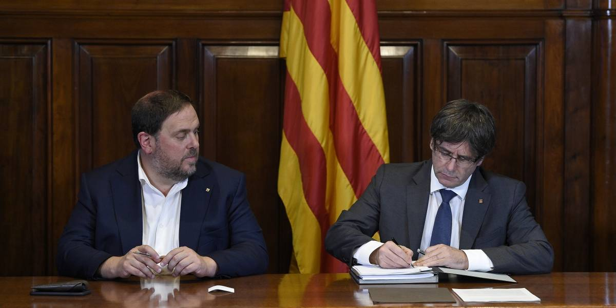 Catalunya convoca a referéndum por independencia y desafía al Gobierno español
