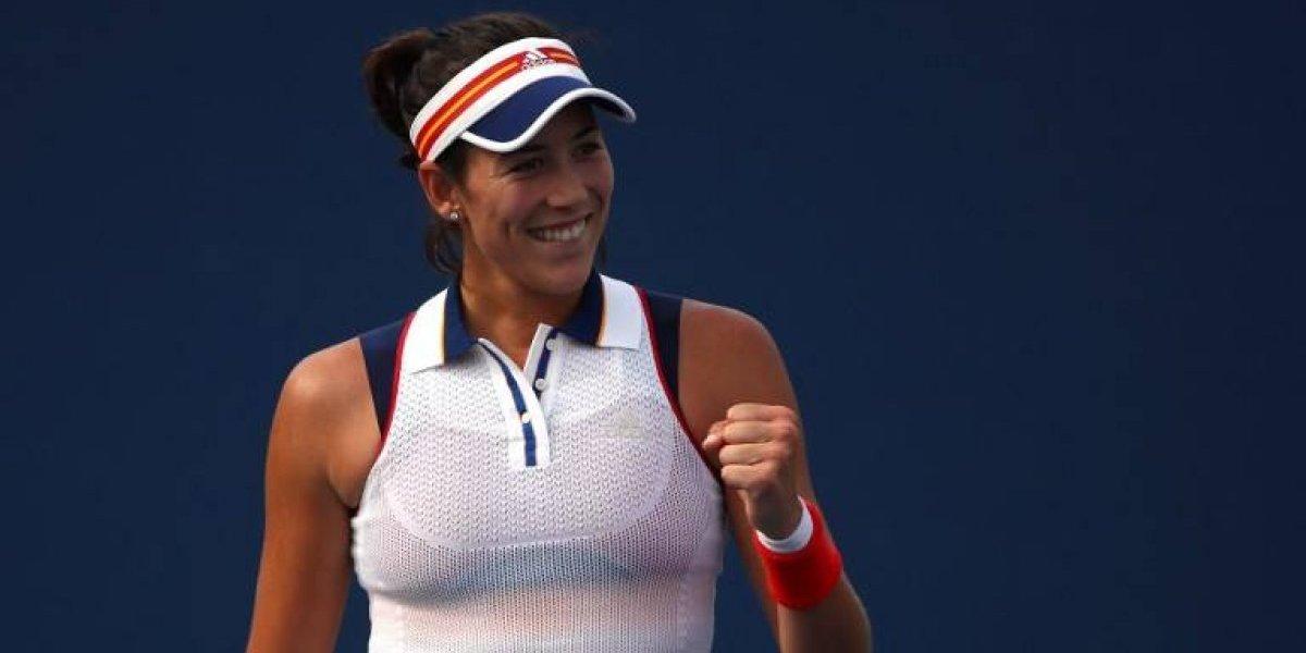 Garbiñe Muguruza se convirtió en la nueva reina del tenis femenino