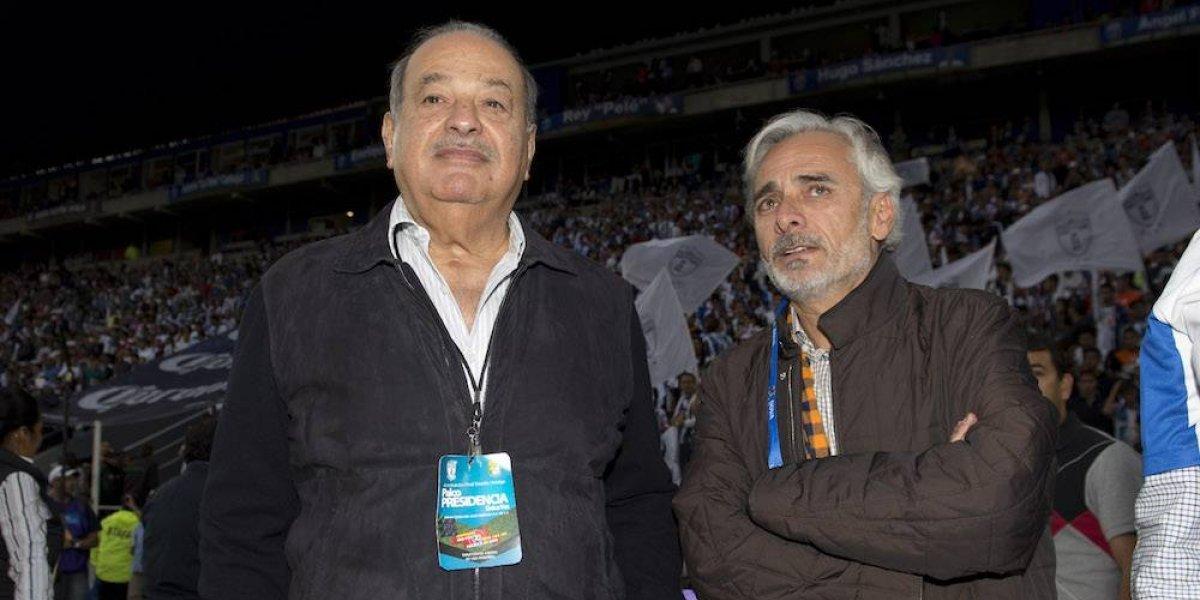 Slim dice adiós al futbol, venderá participación de Grupo Pachuca
