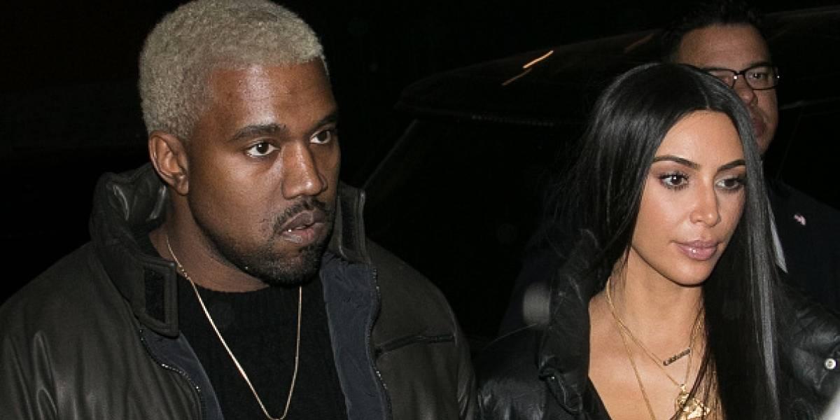 Kim Kardashian y Kanye West esperan su tercer hijo
