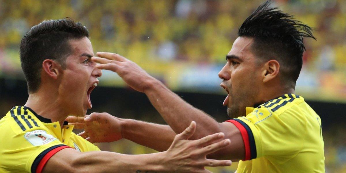 Las matemáticas de la Selección Colombia para clasificarse contra Paraguay