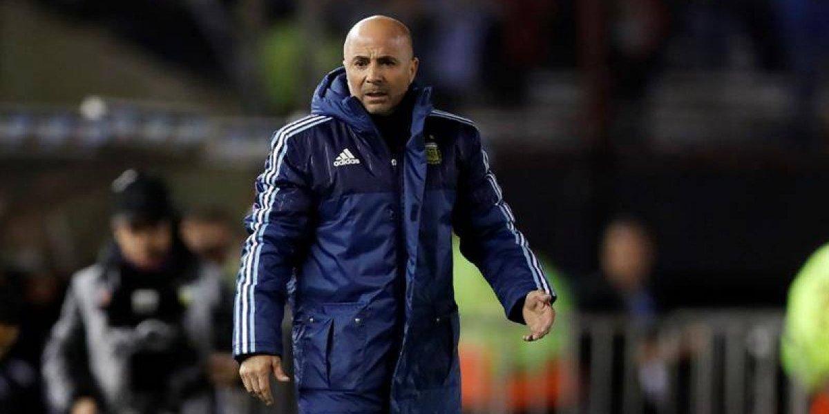 """Ruggeri no se guardó nada por el mal momento de Argentina: """"Hasta a un chileno nos ponen a arbitrar"""""""