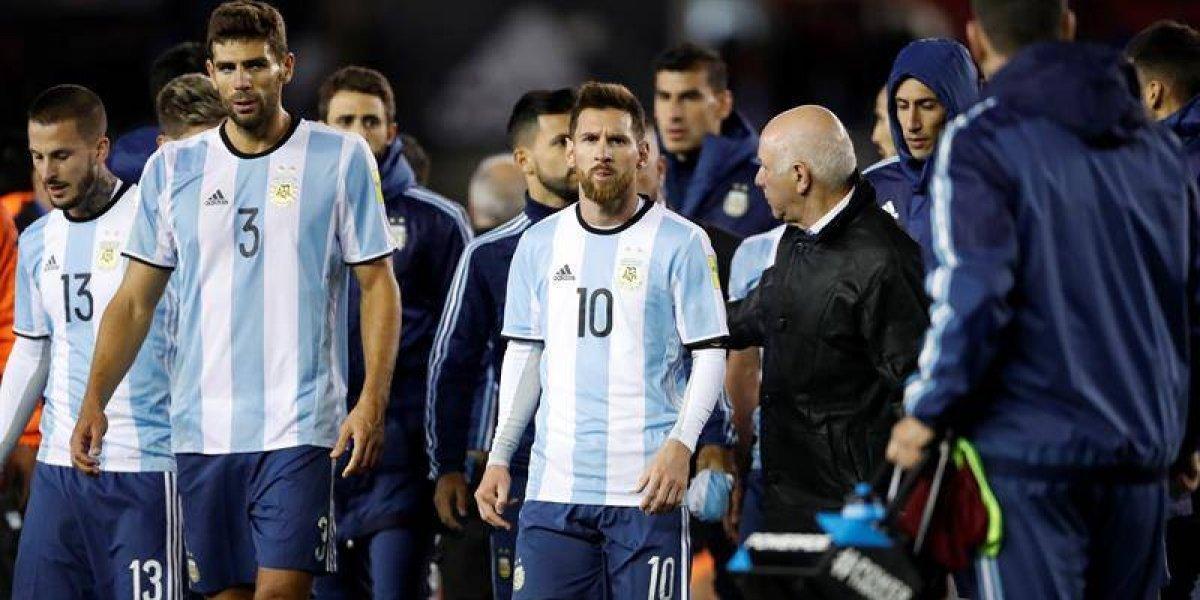 """""""¿Lo vemos por TV?"""": En Argentina también ponen en duda su clasificación y critican a Sampaoli"""
