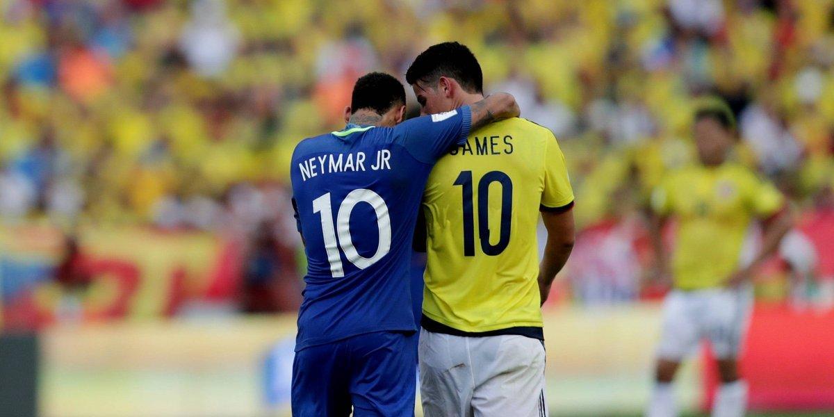 Colombia bajará dos casillas en el ranking FIFA de septiembre