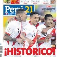 En Perú celebran el triunfo ante Ecuador en Quito